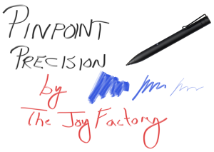 Pinpoint Precision Stylus by The Joy Factory